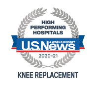 knee replacement award